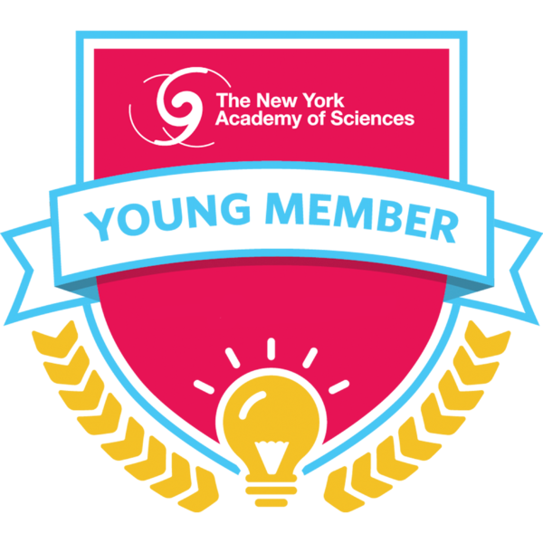 Young Member of the New York Academy of Sciences