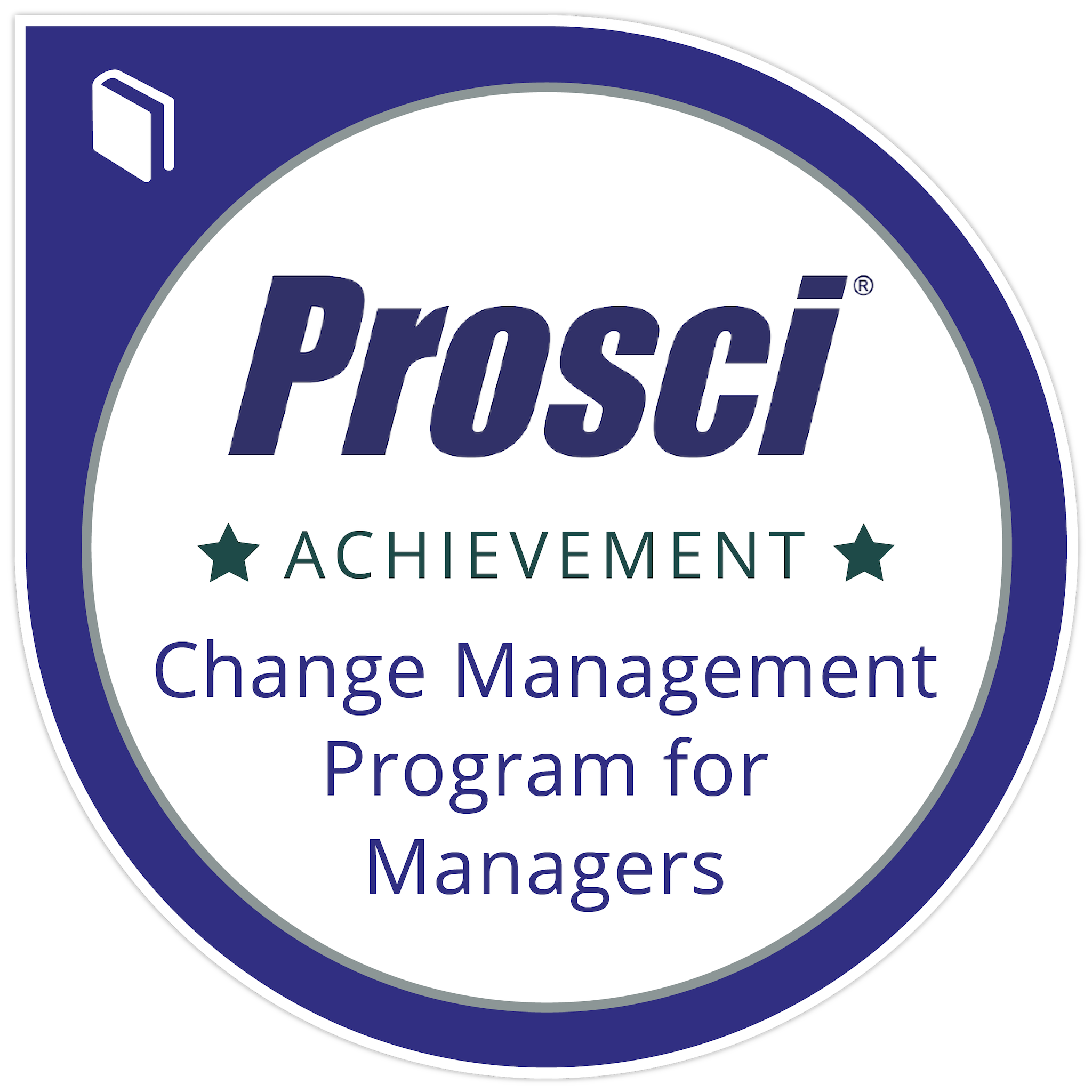 Prosci® Change Management Program for Managers