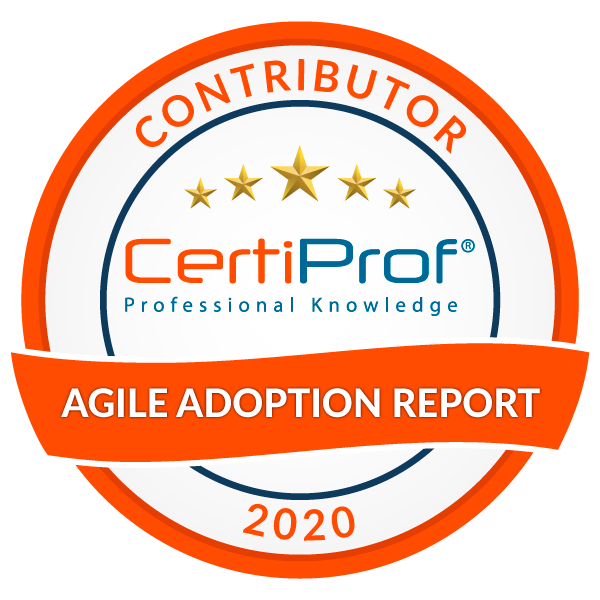Agile Adoption Report 2020 - Contributor