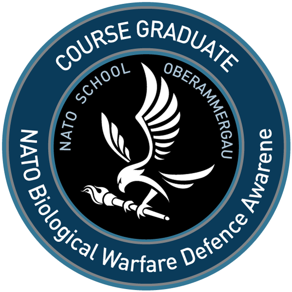 M3-81 NATO Biological Warfare Defence Awareness Course