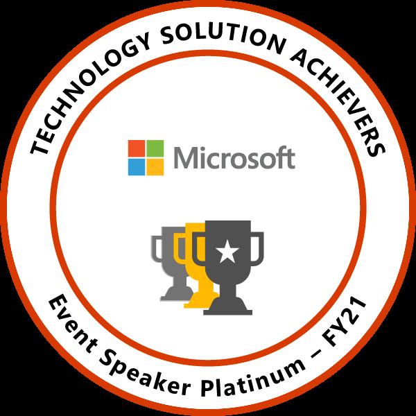 Event Speaker Platinum