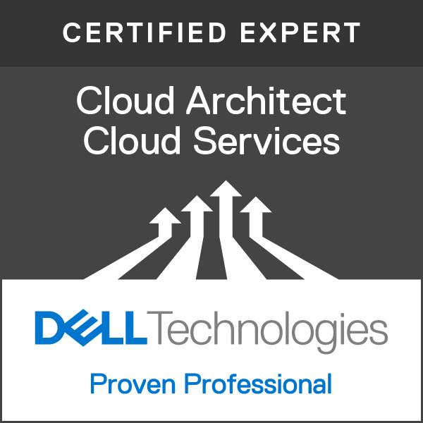 Expert - Cloud Architect, Cloud Services Version 2.0