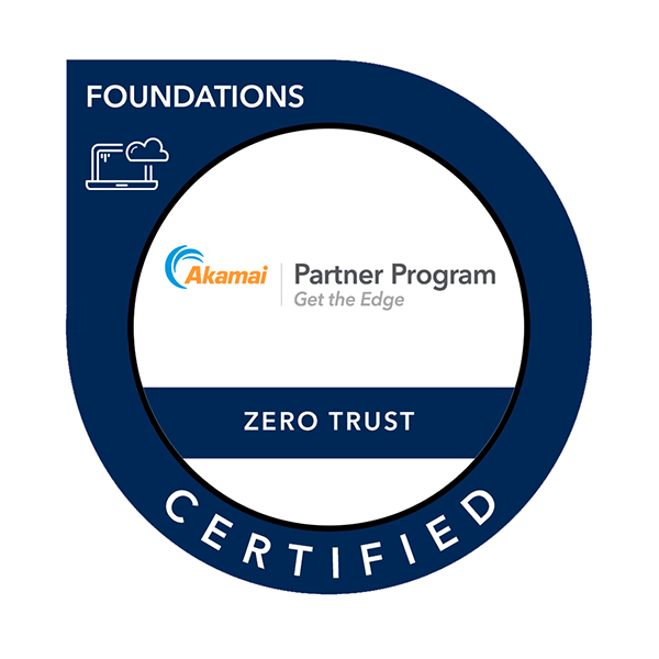 Akamai Partner Foundations Zero Trust