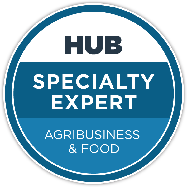HUB Specialty Expert - Agribusiness & Food