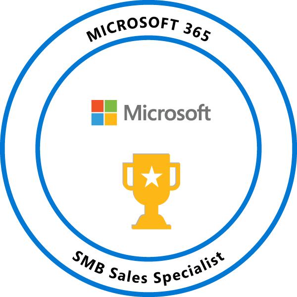 Microsoft 365 SMB Sales Specialist