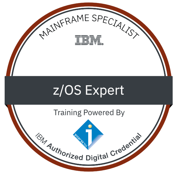 Interskill - Mainframe Specialist – z/OS Expert