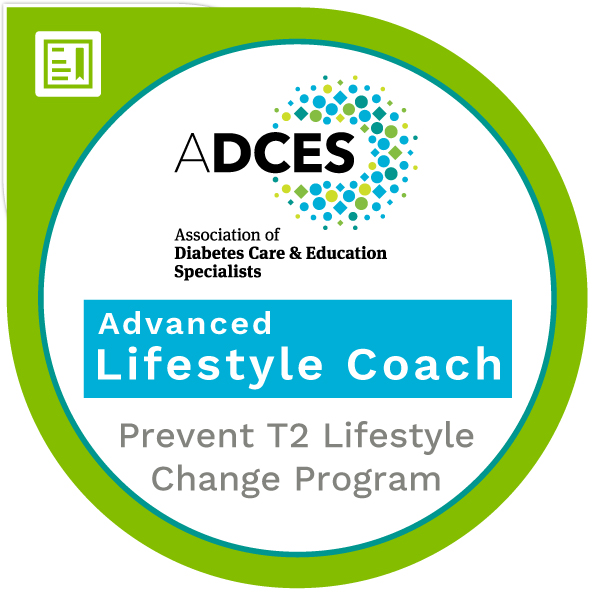 ADCES Advanced Lifestyle Coach