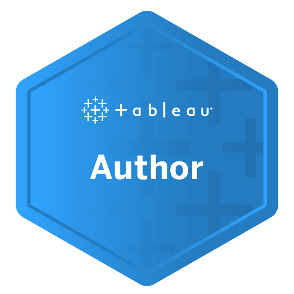 Tableau Author