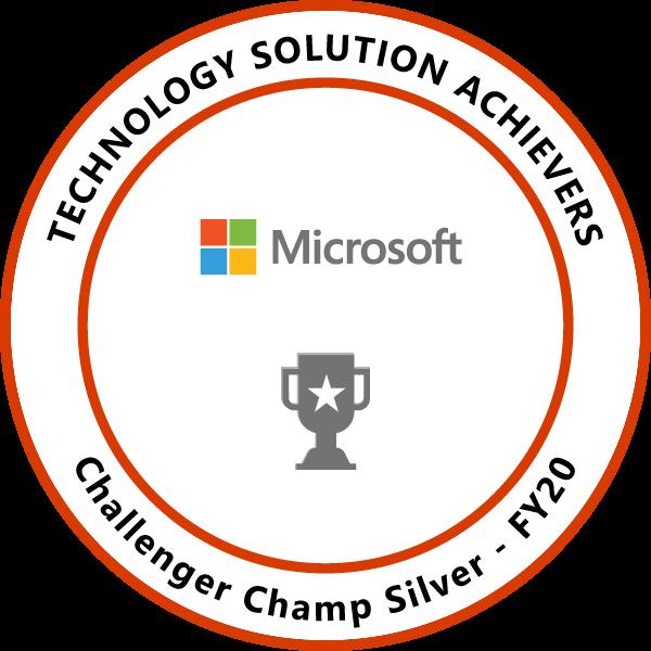 Challenger Champ Silver