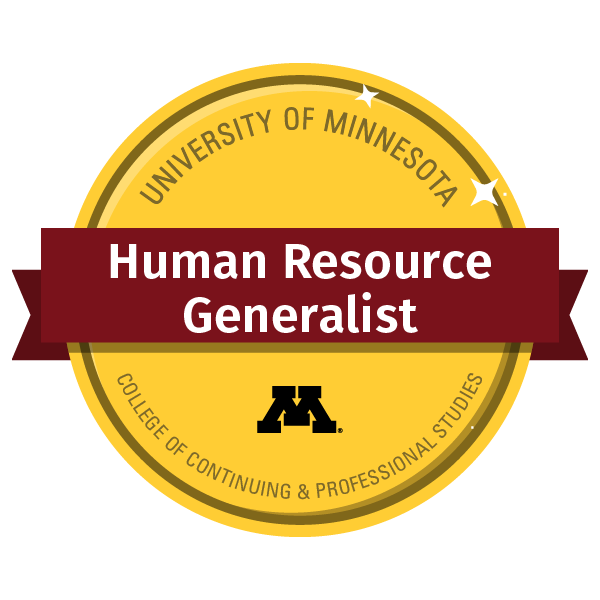 Human Resource Generalist Certificate