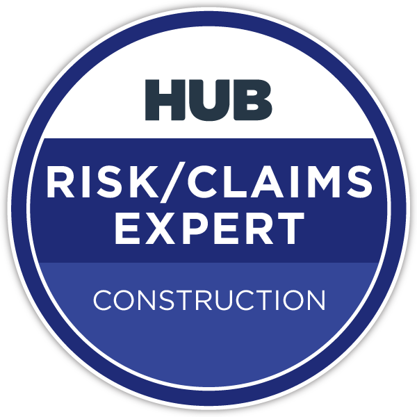 HUB Specialty Risk/Claims Expert - Construction