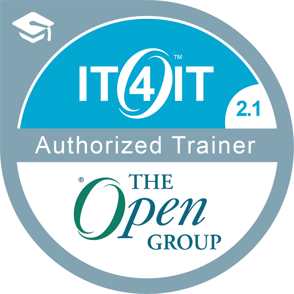 The Open Group: Authorized IT4IT™ Trainer 2.1