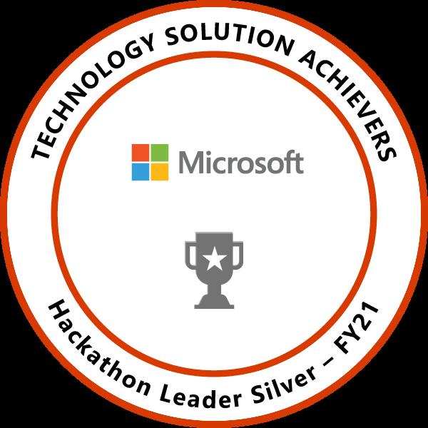 Hackathon Leader Silver