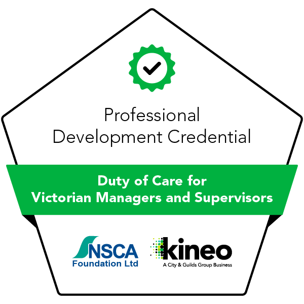 Duty of Care for Victorian Managers and Supervisors