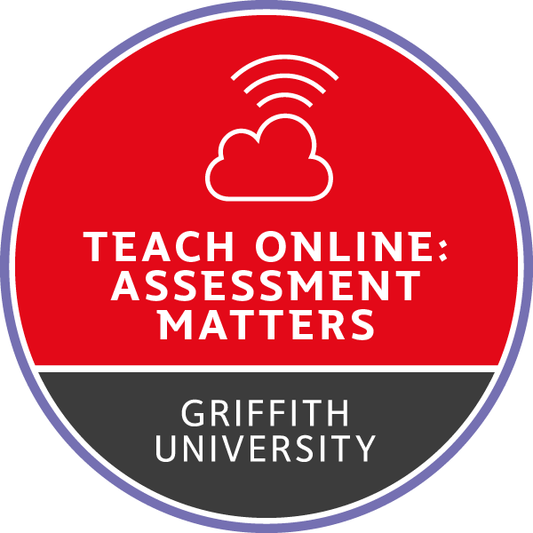 Teach Online: Assessment Matters