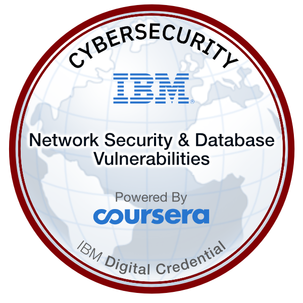 Network Security & Database Vulnerabilities