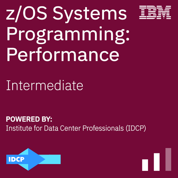 Marist College (IDCP) - z/OS Performance Fundamentals