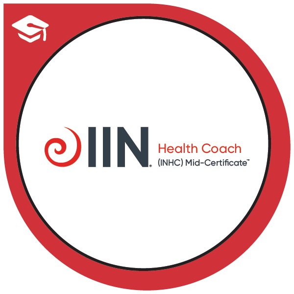 Integrative Nutrition Health Coach (INHC) Mid-Certificate