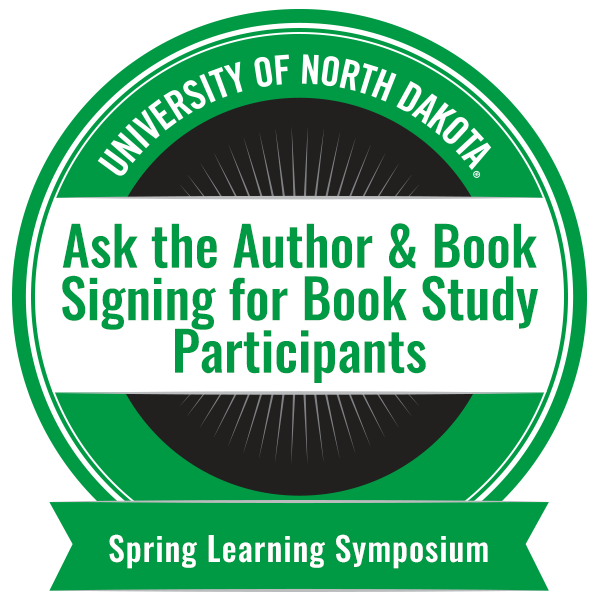 Ask the Author & Book Signing for Book Study Participants