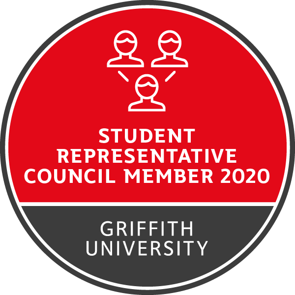 Student Representative Council Member 2020