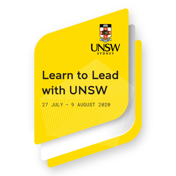 Learn to Lead with UNSW