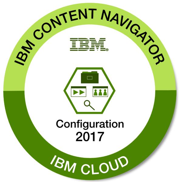 IBM Content Navigator Configuration - 2017
