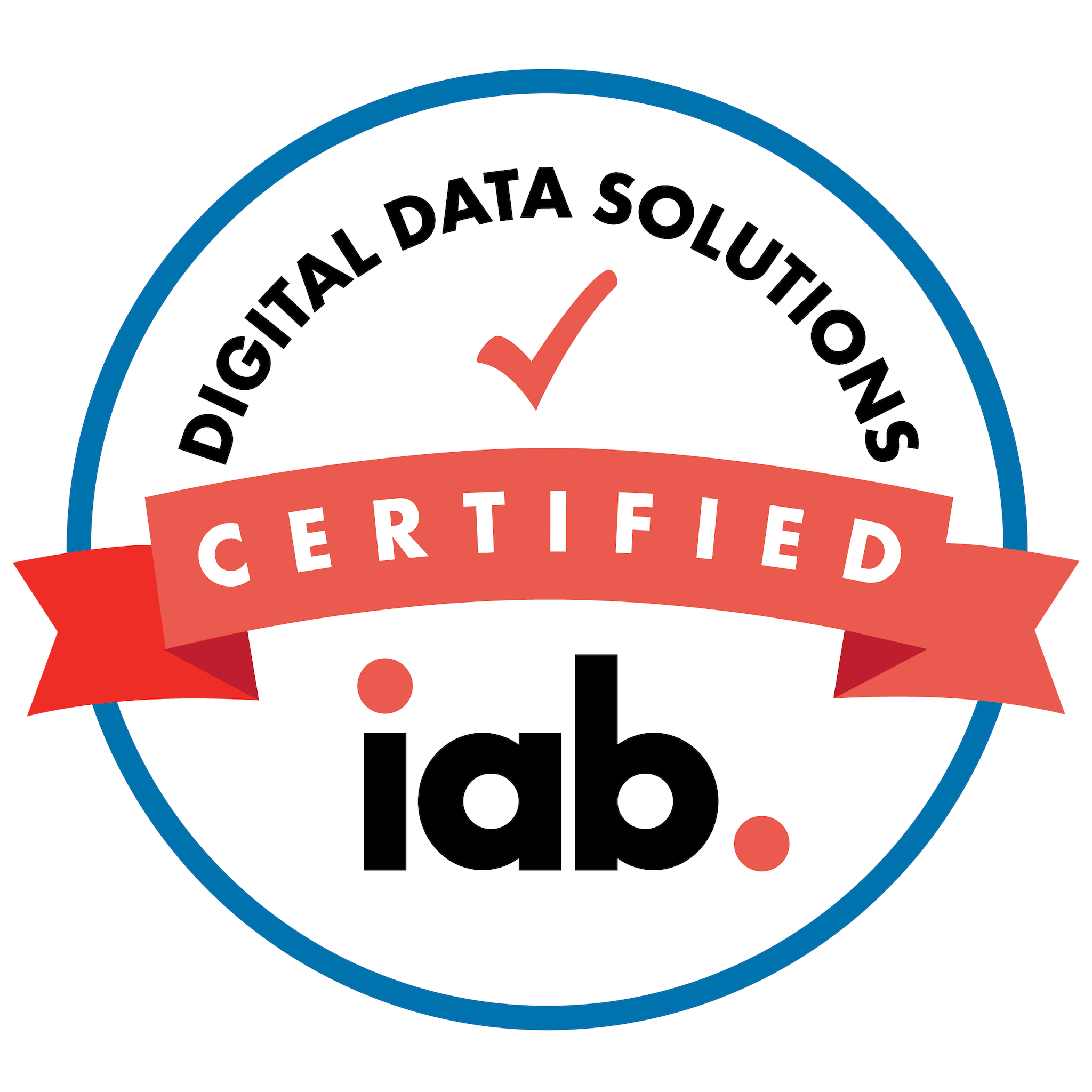 IAB Digital Data Solutions Certification