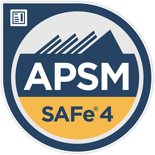 Certified SAFe® 4 Agile Product and Solution Manager