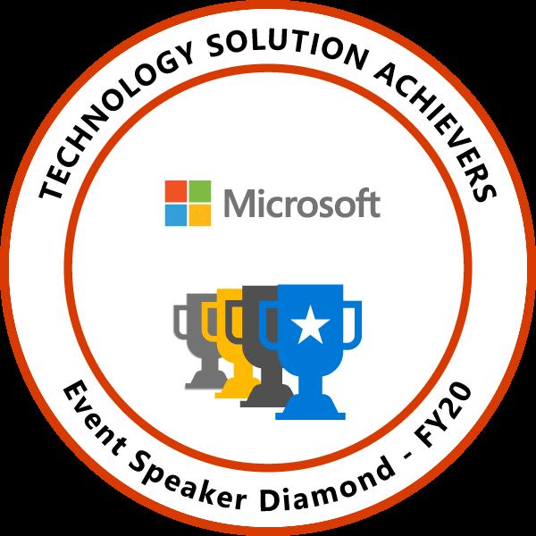 Event Speaker Diamond