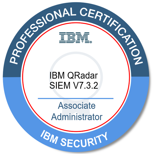 IBM Certified Associate Administrator - IBM QRadar SIEM V7.3.2