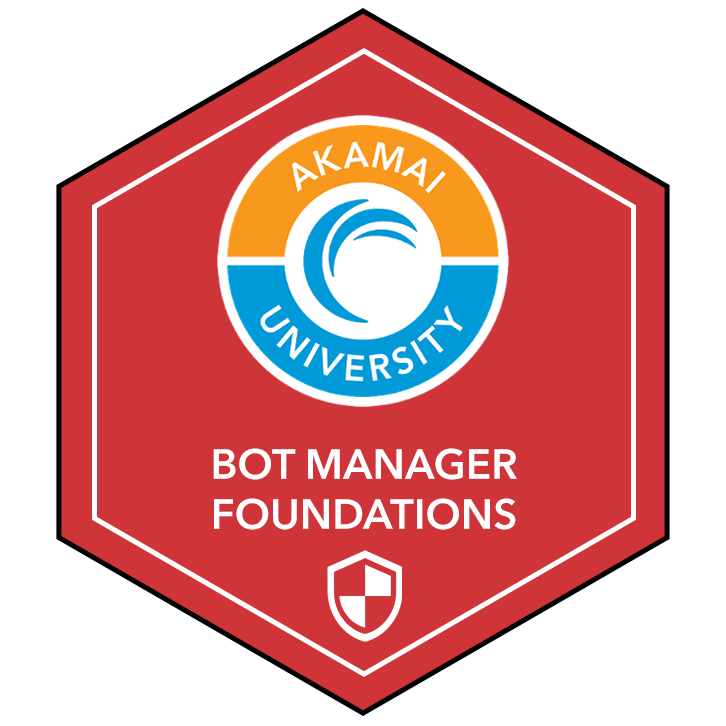 Akamai Bot Manager Foundations