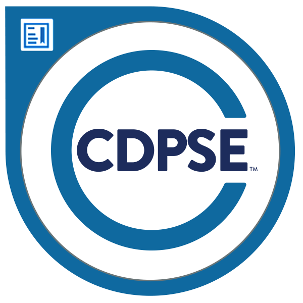 Certified Data Privacy Solutions Engineer™ (CDPSE™)