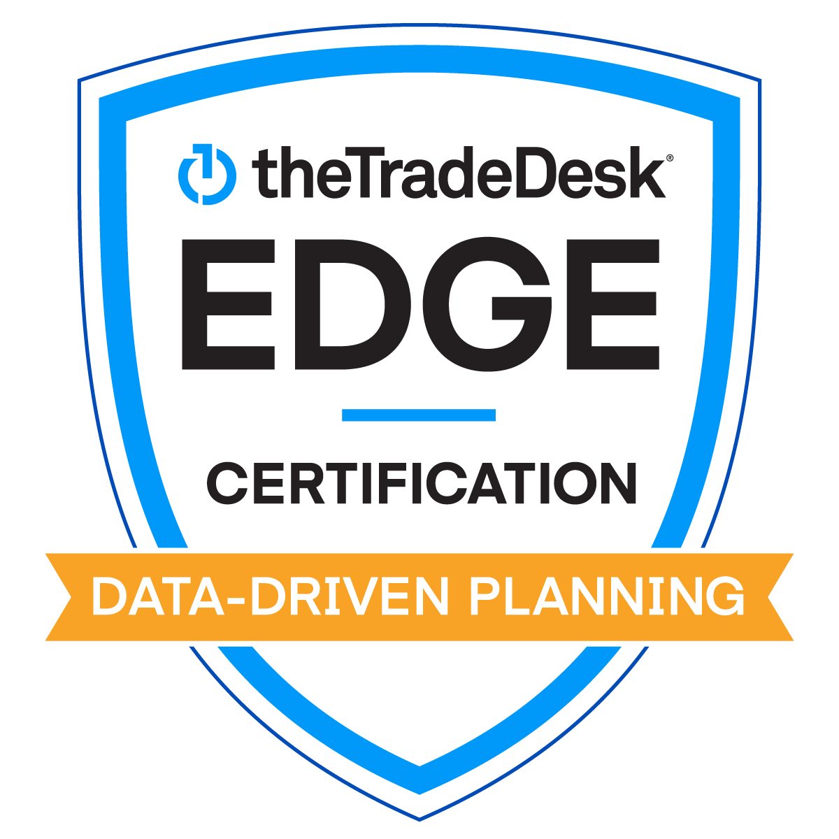 Edge Academy Certified: Data-Driven Planning