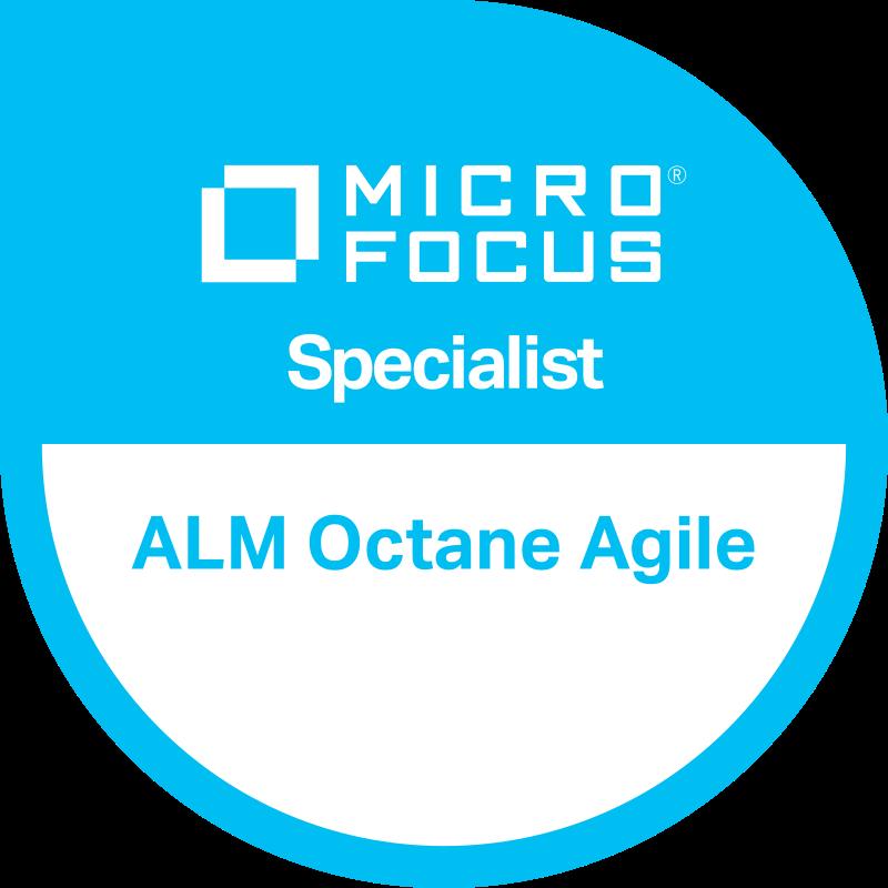 ALM Octane Agile Specialist