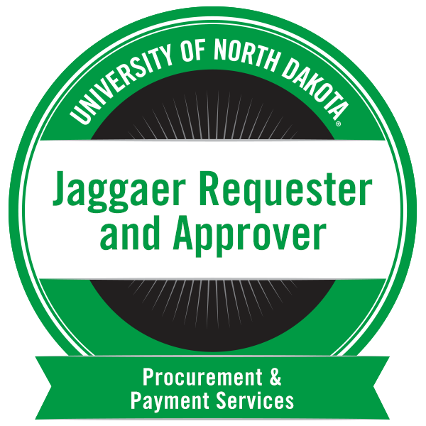 Jaggaer Requester and Approver