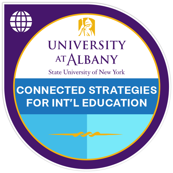 Connected Strategies for International Education