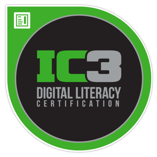 IC3 Digital Literacy Certification GS6 Master (All 3