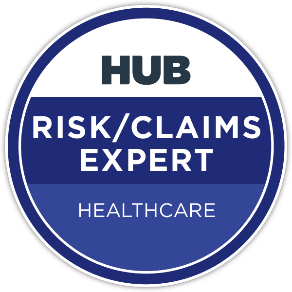HUB Specialty Risk/Claims Expert - Healthcare