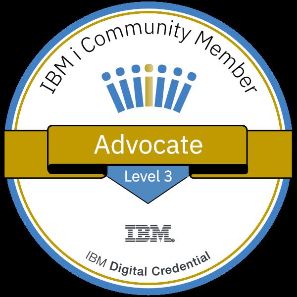 IBM i Community Advocate