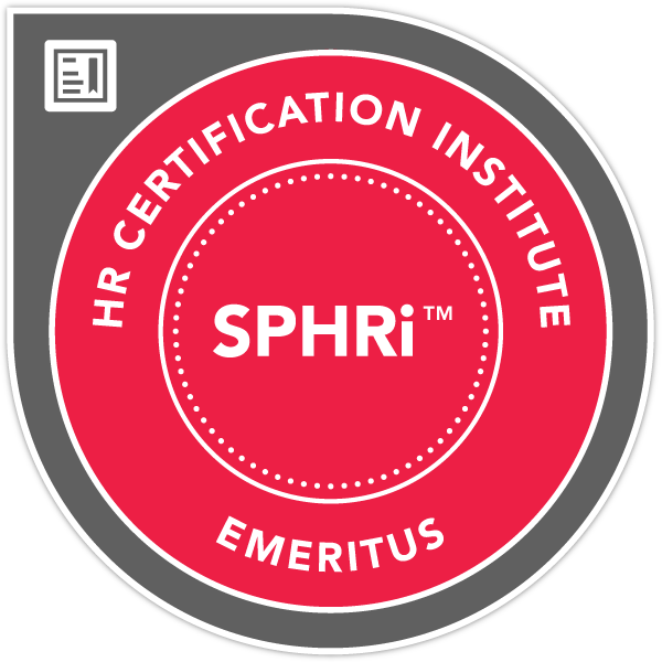 Senior Professional in Human Resources - International™ (SPHRi™) - Emeritus