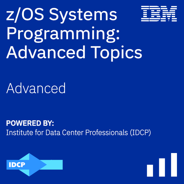 Marist College (IDCP) - z/OS Advanced Topics