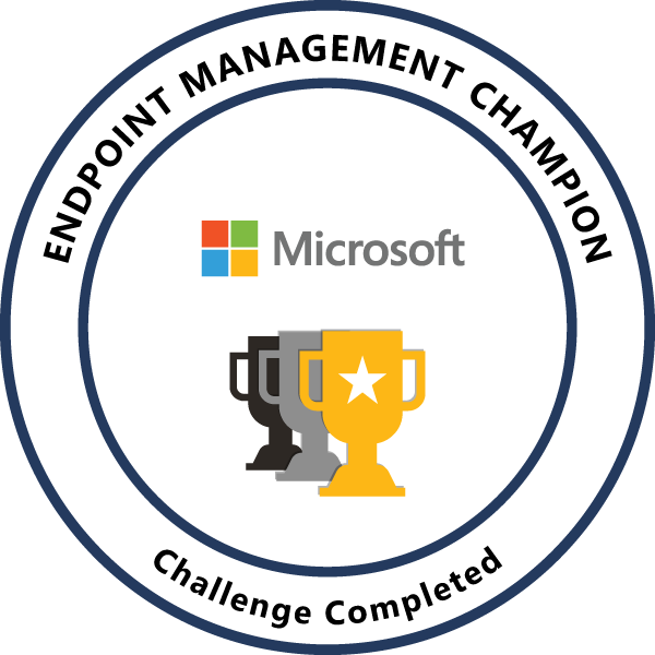 Endpoint Management Champion