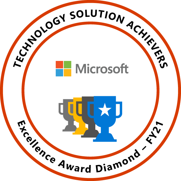 Excellence Award Diamond