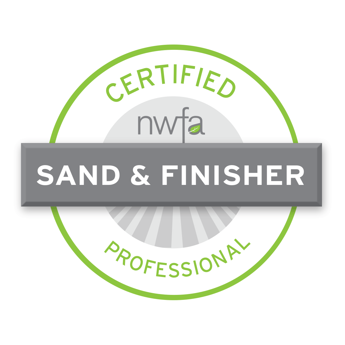 Certified Professional Sand & Finisher (CSF)