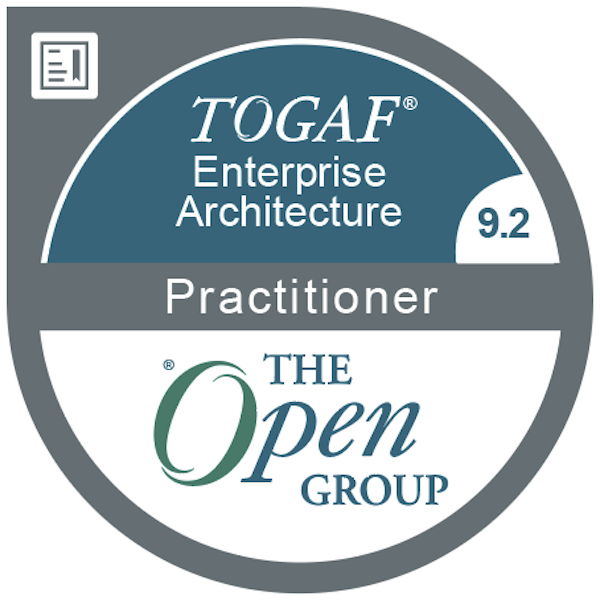 The Open Group: TOGAF® Enterprise Architecture Practitioner 9.2