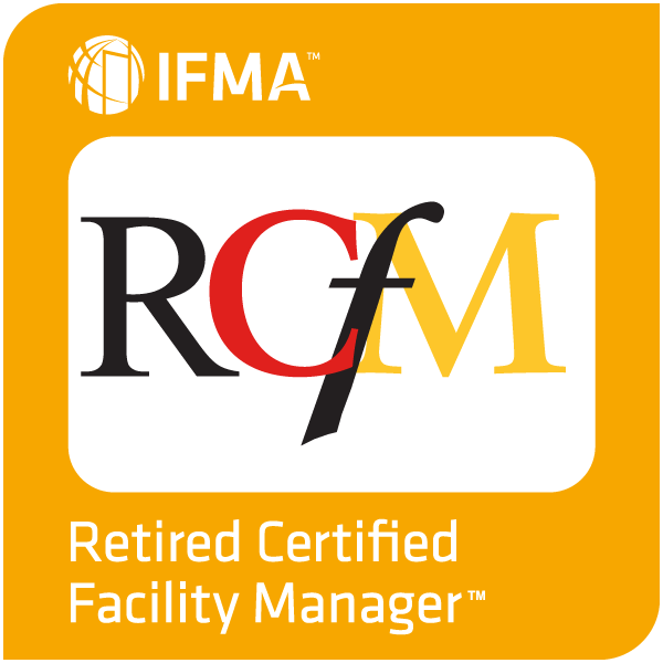 Retired Certified Facility Manager(TM) (RCFM)