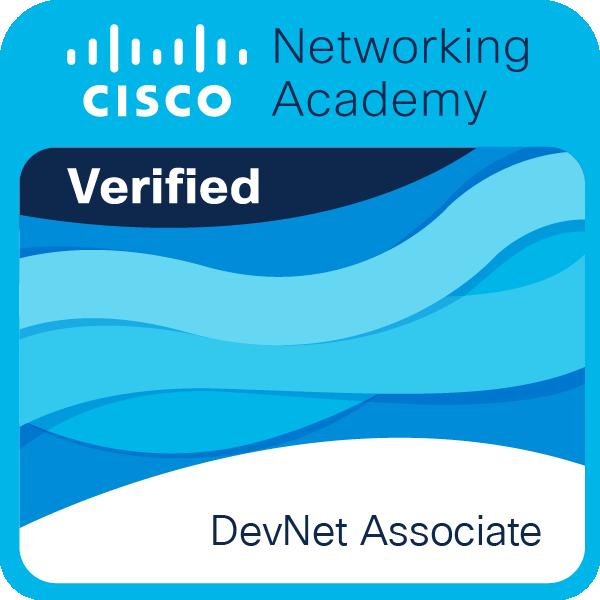 DevNet Associate