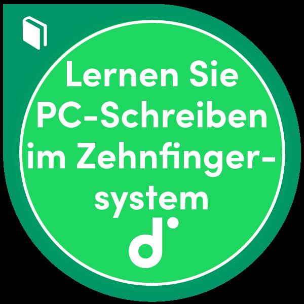 zehnfingersystem lernen