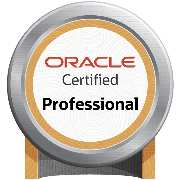 Oracle Certified Professional, MySQL 5.6 Developer