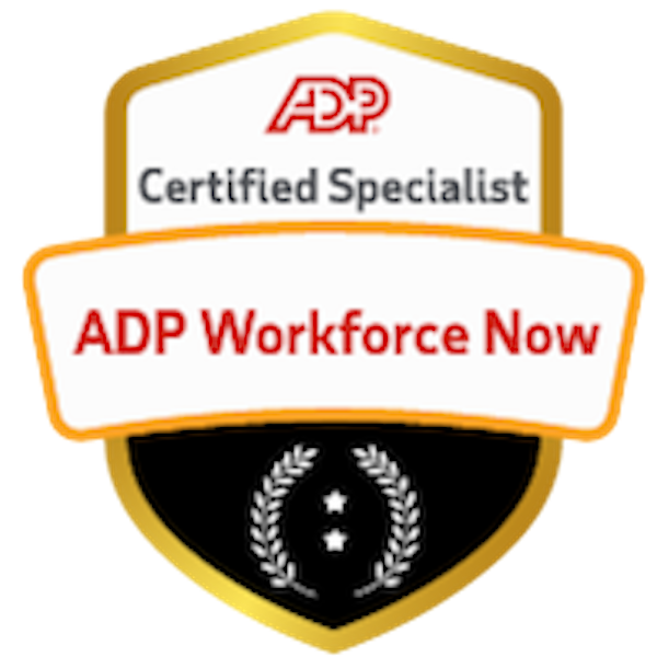 Certified Payroll Specialist in ADP Workforce Now®